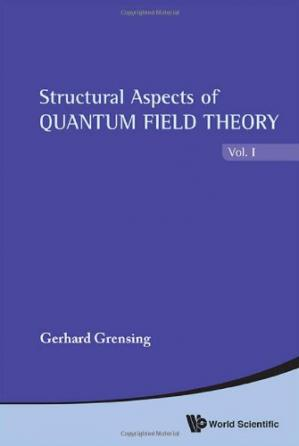 Обложка книги Structural Aspects of Quantum Field Theory and Noncommutative Geometry