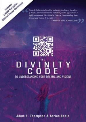 Sampul buku The Divinity Code to Understanding Your Dreams and Visions