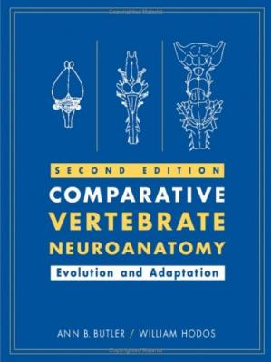 Εξώφυλλο βιβλίου Comparative Vertebrate Neuroanatomy: Evolution and Adaptation