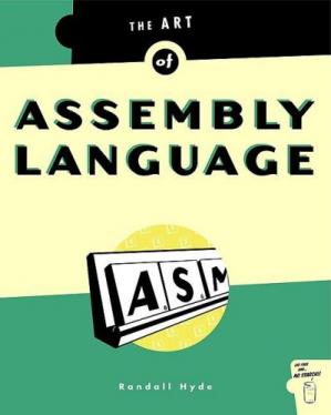Portada del libro The Art of Assembly Language