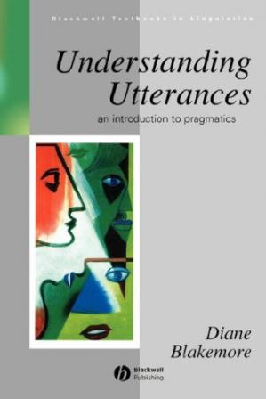 Copertina Understanding Utterances: An Introduction to Pragmatics