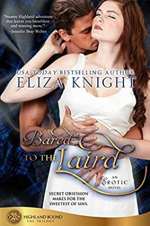 Book cover Bared to the Laird