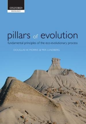 表紙 Pillars of Evolution: Fundamental principles of the eco-evolutionary process
