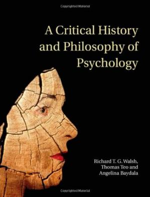 书籍封面 A critical history and philosophy of psychology : diversity of context, thought, and practice