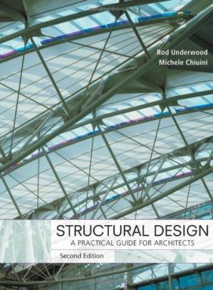 Book cover Structural design : a practical guide for architects