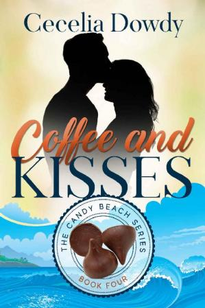 Book cover Coffee And Kisses (Candy Beach #4)
