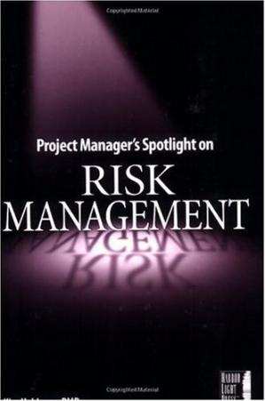 Copertina Project Manager's Spotlight on Risk Management (Project Managers Spotlight)