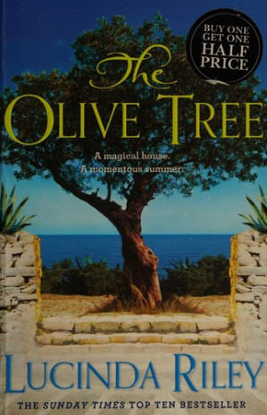 Book cover The Olive Tree: The Bestselling Story of Secrets and Love Under the Cyprus Sun