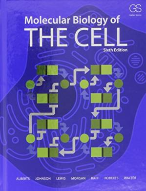 Book cover Molecular Biology of the Cell