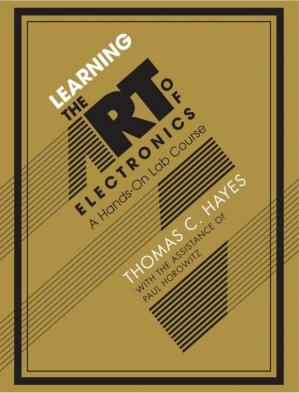 Copertina Learning the Art of Electronics: A Hands-On Lab Course