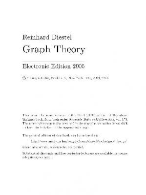 Couverture du livre Graph Theory III