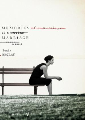 Book cover Memories of a Marriage