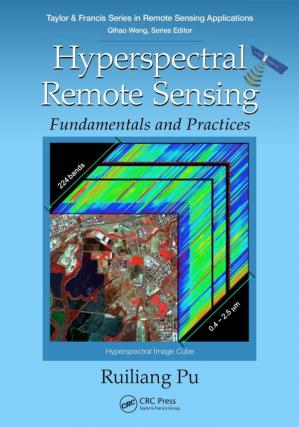 Copertina Hyperspectral Remote Sensing: Fundamentals and Practices