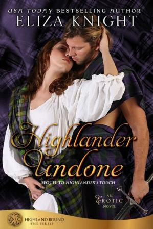 Book cover Highlander Undone