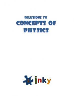 Book cover Solutions to H.C Verma's Concepts of Physics