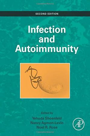 Okładka książki Infection and Autoimmunity, Second Edition