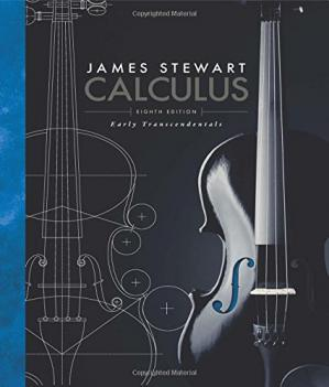 Book cover Calculus: Early Transcendentals