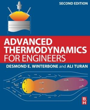 Book cover Advanced Thermodynamics for Engineers, Second Edition