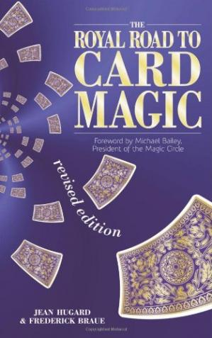 Book cover The Royal Road to Card Magic