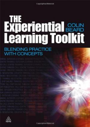 Book cover The Experiential Learning Toolkit: Blending Practice with Concepts