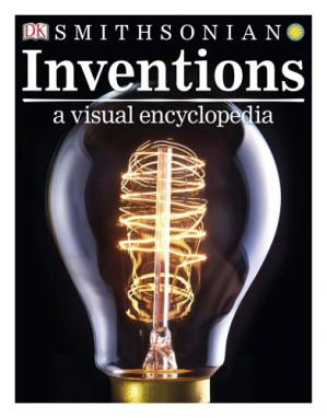 Book cover Inventions: A Visual Encyclopedia