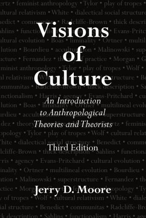 Book cover Visions of Culture : an Introduction to Anthropological Theories and Theorists