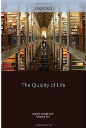 Book cover The Quality of Life