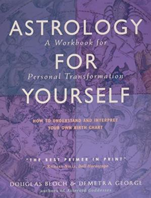 Обкладинка книги Astrology for Yourself: How to Understand And Interpret Your Own Birth Chart