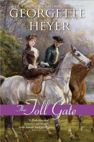 Book cover The Toll-Gate