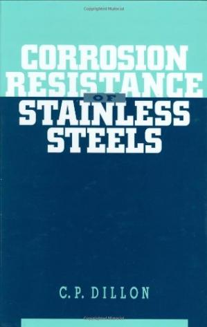 Copertina Corrosion Resistance of Stainless Steels