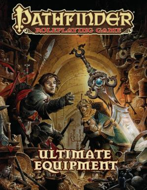 Book cover Pathfinder Roleplaying Game: Ultimate Equipment
