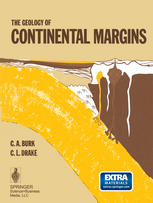غلاف الكتاب The Geology of Continental Margins