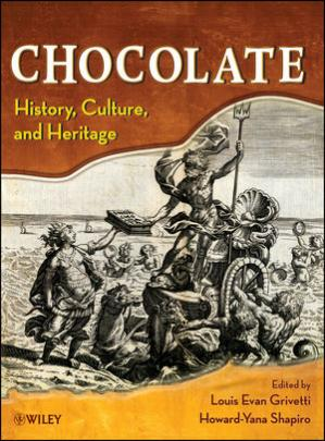 Book cover Chocolate: History, Culture, and Heritage