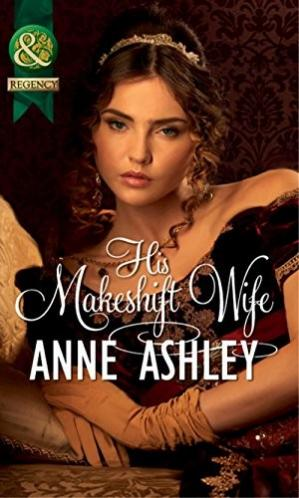 Book cover His Makeshift Wife