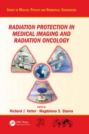 पुस्तक कवर Radiation protection in medical imaging and radiation oncology
