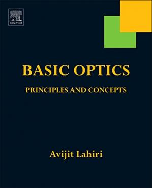 पुस्तक कवर Basic Optics. Principles and Concepts