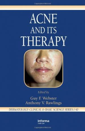 Okładka książki Acne and Its Therapy