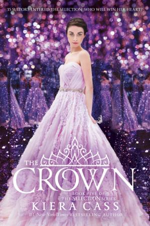 Book cover The Crown (US)