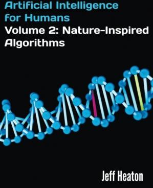 Buchdeckel Artificial Intelligence for Humans, Volume 2: Nature-Inspired Algorithms