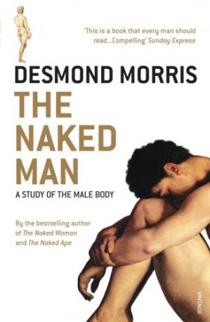 Book cover The Naked Man: A study of the male body
