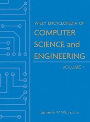 Copertina Wiley Encyclopedia of Computer Science and Engineering, 5-Volume Set