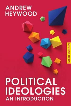 Book cover Political Ideologies: An Introduction