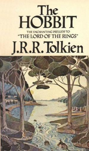 Book cover The Hobbit