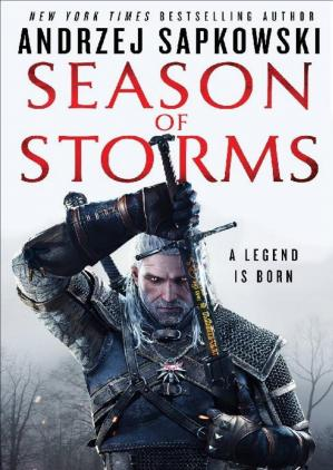 Book cover Season of Storms