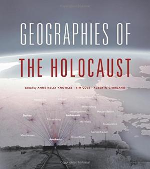 Book cover Geographies of the Holocaust