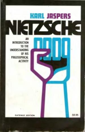 غلاف الكتاب Nietzsche: An Introduction to the Understanding of His Philosophical Activity