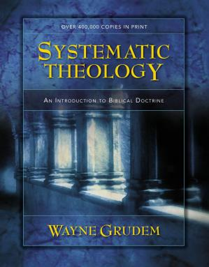 غلاف الكتاب Systematic Theology: An Introduction to Biblical Doctrine