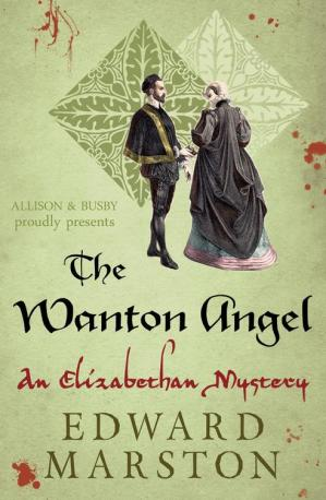 Book cover The Wanton Angel