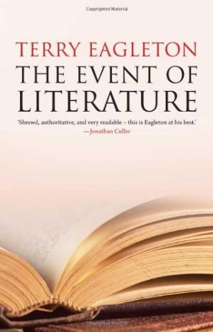 Book cover The Event of Literature