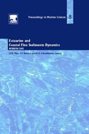 表紙 Estuarine and Coastal Fine Sediment Dynamics: Intercoh 2003, Vol. 8 (2006)(en)(536s)